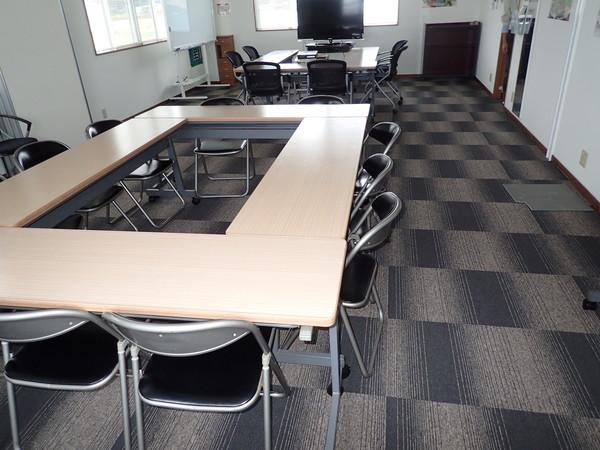 会議室改修工事